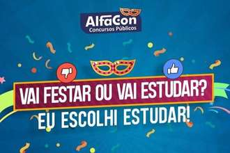 AlfaCon Concursos promove aulão on-line