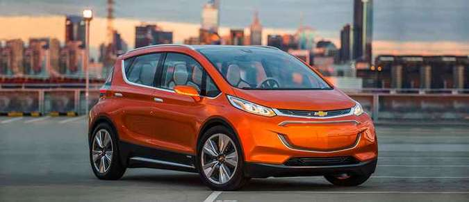gm apresenta autom vel el trico chevrolet bolt ter pre o mais acess vel economia. Black Bedroom Furniture Sets. Home Design Ideas
