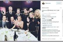Foto do elenco de Friends com The Big Bang Theory enlouquece fãs