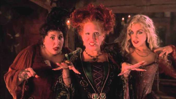 O filme 'Abracadabra' é um clássico da Disney(foto: Reprodução)