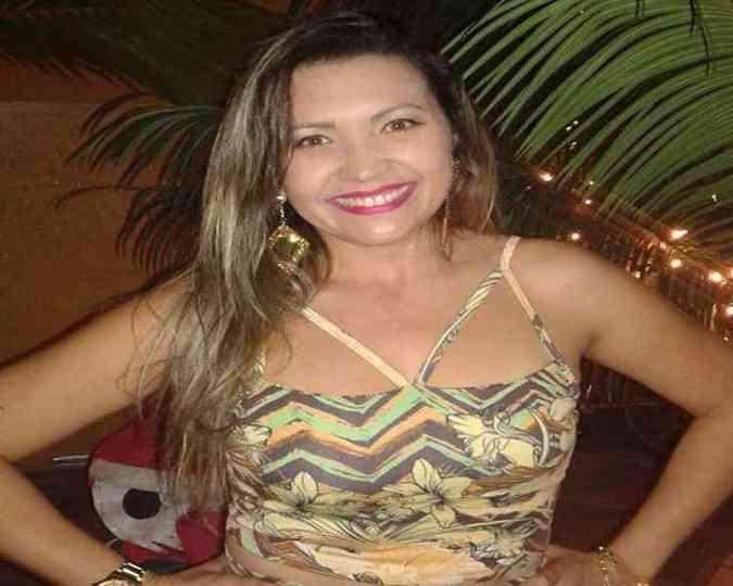 O corpo de Noélia foi encontrado entre a Estrutural e Vicente Pires (foto: Reproducao/Facebook)