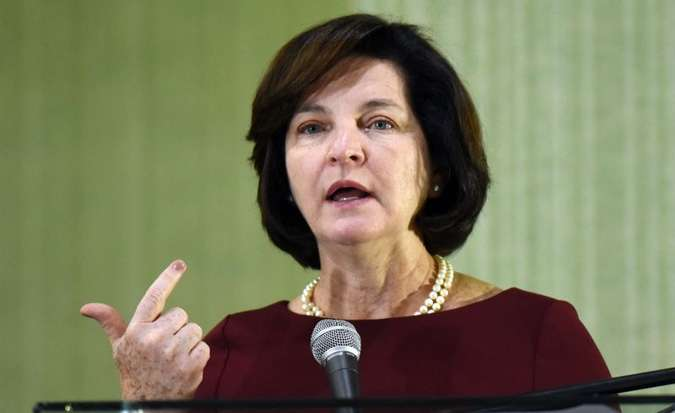 A procuradora Geral da Republica Raquel Dodge(foto: Ed Alves/CB/D.A Press)